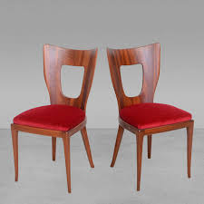Modern Walnut Dining Chairs Osvaldo Borsani Set Of 12 Italian Modern Walnut Dining Chairs