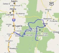 map of oregon i 5 oregon crater lake cycling tours cycling escapes