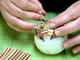 quilted ornament viewtorial 2012 wmv