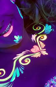 blacklight halloween party ideas best 20 glow paint ideas on pinterest black lights blacklight