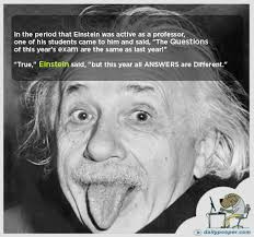 Einstein Meme - einstein meme answers are different
