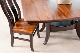 Amish Dining Tables Dining Room Sets Lafayette In Gibson Furniture