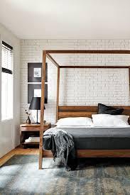 Metal Canopy Bed Frame Bedroom Furniture Sets Modern Bed Frames Solid Wood Canopy Bed