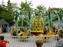 Kentucky Kingdom Six Flags Theme Park Archive Six Flags Worlds Of Adventure