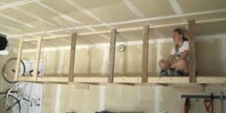 Building Wooden Shelves In Garage by Diy Garage Shelves 4wood Storage Rack For Wooden Plans U2013 Venidami Us