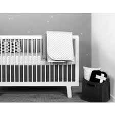 Canadian Crib Bedding Grid Olli Lime Bedding Canada Free Shipping At Rockprettybaby Ca