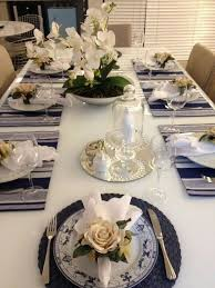 how to set a table with napkin rings pin by denise v smith on dinning pinterest elegant table