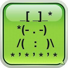 emoji art u0026 text picture the best cute emojiart u0026 textart editor