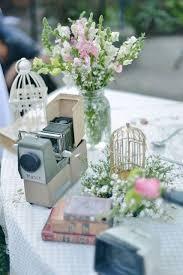 vintage centerpieces 22 vintage wedding centerpieces weddingomania weddbook
