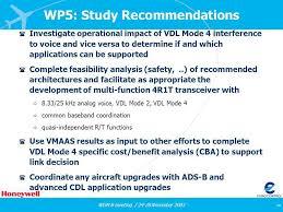 wgm 8 meeting november eurocontrol vdl mode 4 airborne