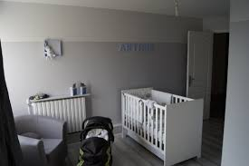 peinture grise pour chambre peinture chambre bébé fille moderne chambres solde blanche