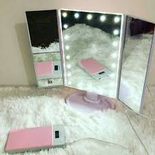 Cermin Led cermin led vanity makeup mirror health makeup on carousell