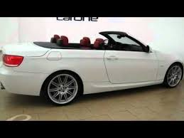 bmw convertible second 2010 bmw 335i 10k m convertible m sport nav logic7 premium