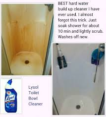 How To Clean Rust Stains From Bathtub Toilet Homemade Toilet Bowl Cleaner Rust Lysol Power Lime And