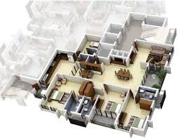 2960 sq ft 3 bhk 5t apartment for sale in noel define kaloor kochi