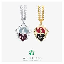 high school class necklaces class key necklace west graduation services