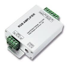 dmx led strip lights dc 12v 24v 12a rgb led amplifier led signal amplifier data