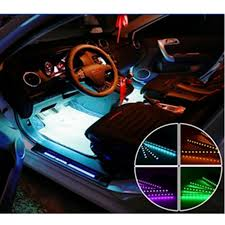 car styling interior ambient lighting atmosphere l light