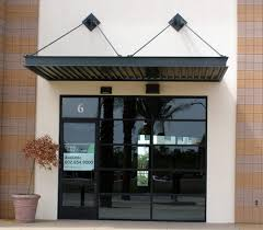 Awning Doors Commercial Awning