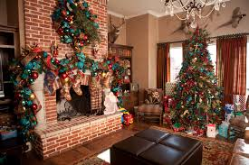 100 most beautiful christmas decorated homes house hd