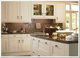 kitchen magnificent kitchen backsplash white cabinets brown