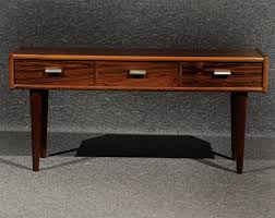 mid century console table mid century console table drawers console table mid century