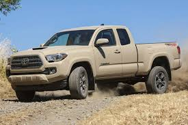 2016 toyota tacoma paint color options