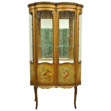 curved glass display cabinets 19 for sale on 1stdibs