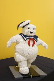 the stay puft marshmallow from ghostbusters has been