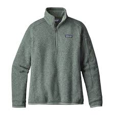 patagonia s better sweater patagonia s better sweater 1 4 zip fleece tide and peak