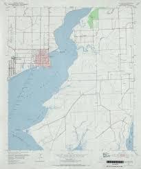 Pullman Washington Map by
