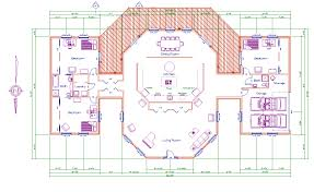 Symmetrical House Plans Architecture
