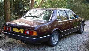 type of bmw cars e23 bmw 745i in burgundy ii burgundrot ii and trx type i