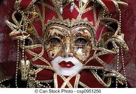 venetian carnival masks venice carnival mask a up portrait of a woman wearing