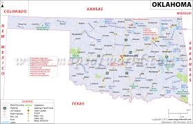 map usa buy map ok and tx major tourist attractions maps