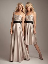 chagne colored bridesmaid dress bridesmaid dresses chagne color all dresses