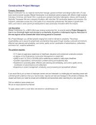 Sample Construction Project Manager Resume Write My Cheap Application Letter Evaluative Essay Format