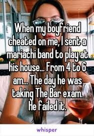 Girlfriend Cheating Meme - bitter girlfriend finds evil way to make sure cheating ex fails