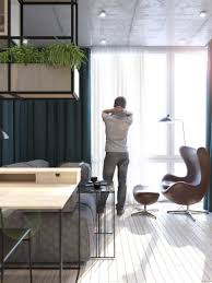 contemporary eco design by cult of design apartment in kyiv