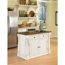 Antique White Kitchen Island by Home Styles Americana Kitchen Island Home Styles Createacart