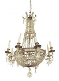 Rock Crystal Chandeliers A Short But Sweet History Of Chandeliers Olde Good Things
