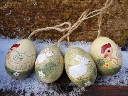 egg ornaments what is an osterbaum create your own easter tree with