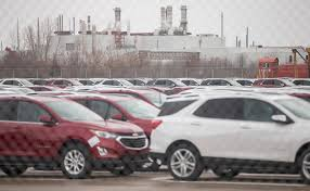 strike at chevy equinox plant pinches gm powertrain output