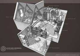 Dwarf Fortress Bedroom Design Feng Zhu Design Fzd Term 2 Student Work 3 4 View Room Designs