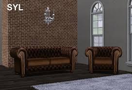 Chesterfield Sofa Set Eryt96 S Syl Chesterfield Sofa Set