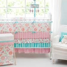 Crib Baby Bedding Paisley Crib Bedding Aqua Baby Bedding Paisley Baby Bedding
