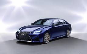 new lexus 2016 lexus gs f super sedan revealed carhoots