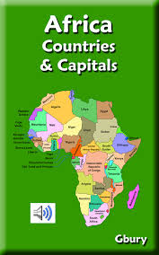 africa map with country names and capitals africa countries and capitals android apps on play