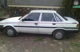 toyota corolla 1984 mekinaye buy sell or rent cars in ethiopia