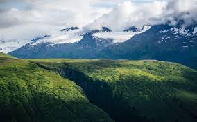 Alaska mountains images The 10 most beautiful towns in alaska jpg